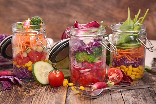 CANCELED - Get Crafty: Upcycled Jars for Salads!