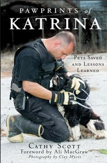 "Special Pet Preparedness Book Discussion: ""Pawprints of Katrina: Pets Saved and Lessons Learned"""