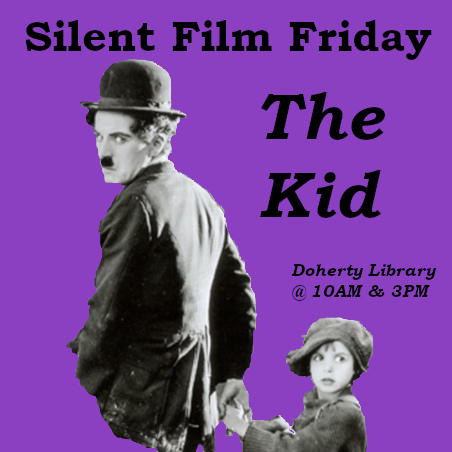 Silent Film Friday - The Kid