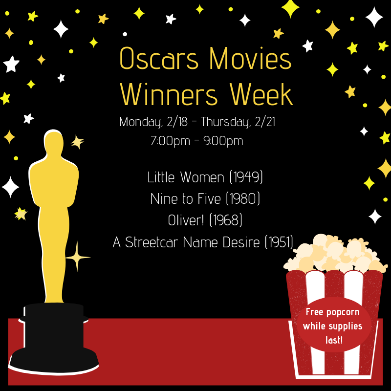 Oscars Movies Winners Week