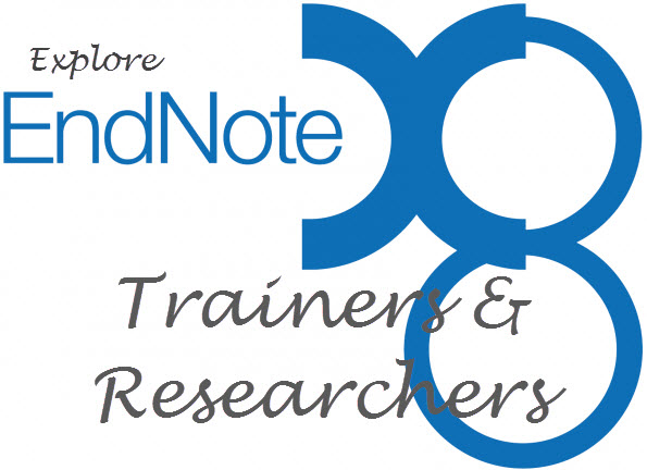 Explore Endnote - Trainers and Researchers