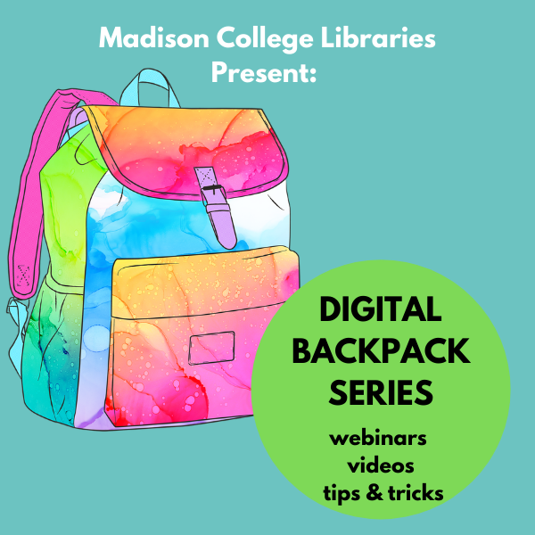 eBooks at Madison College Libraries