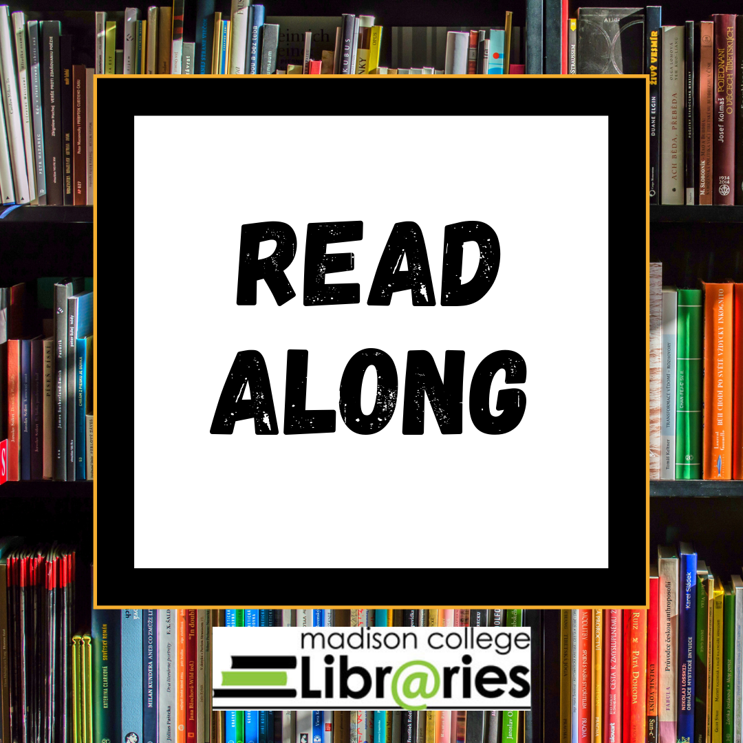 Madison College Libraries May Read Along