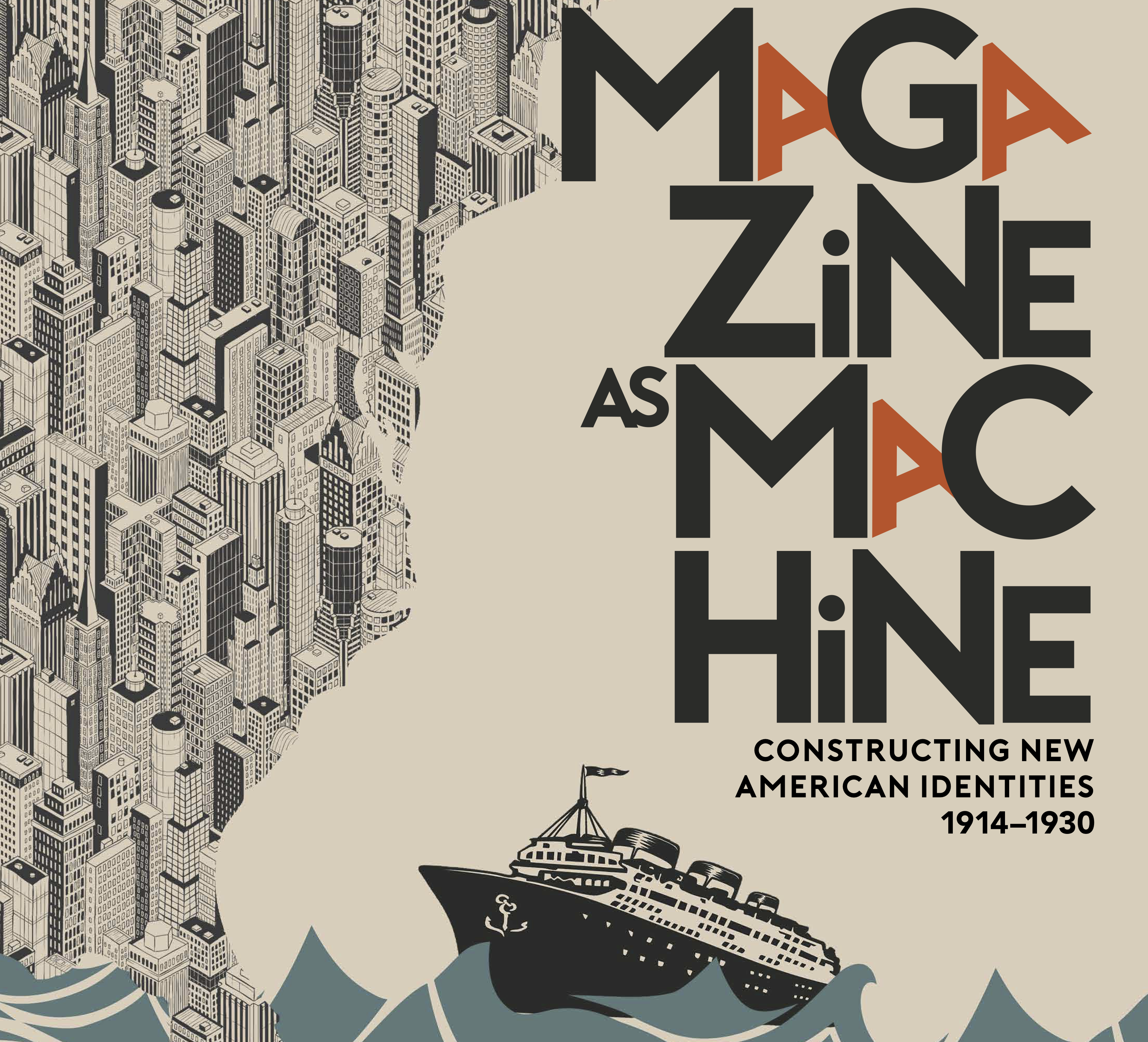 Final Friday: Magazine as Machine Exhibition Opening