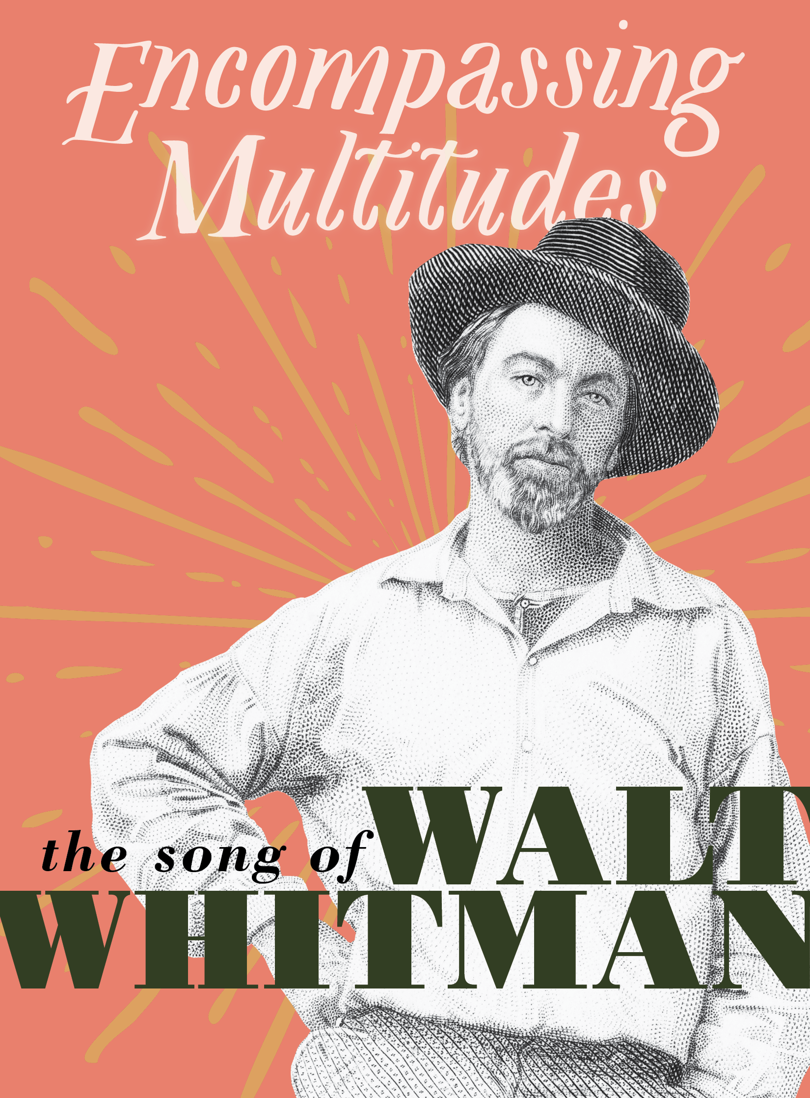 Exhibition Opening - Encompassing Multitudes: The Song of Walt Whitman