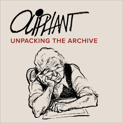 Curator's Exhibition Tour - Oliphant: Unpacking the Archive