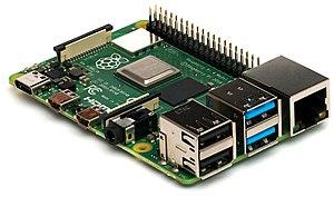 Raspberry Pi and Basic Electronics