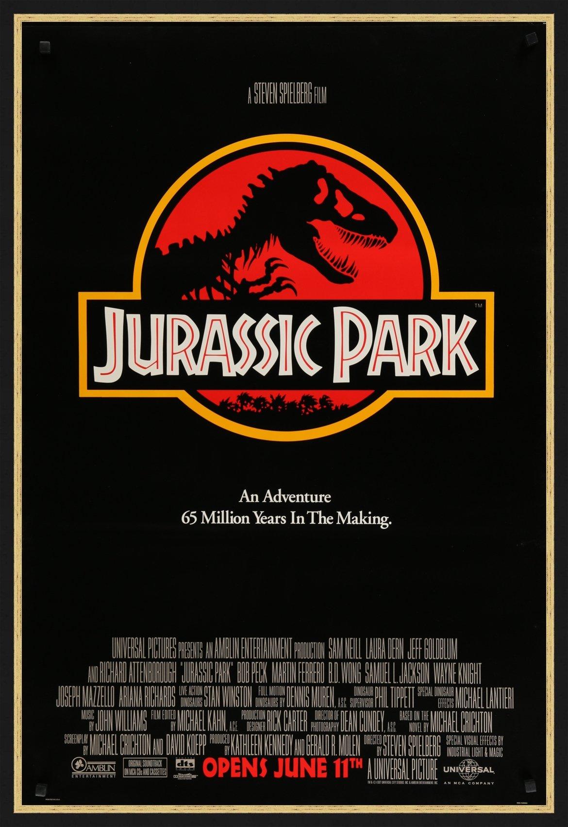 Movie Night: Jurassic Park