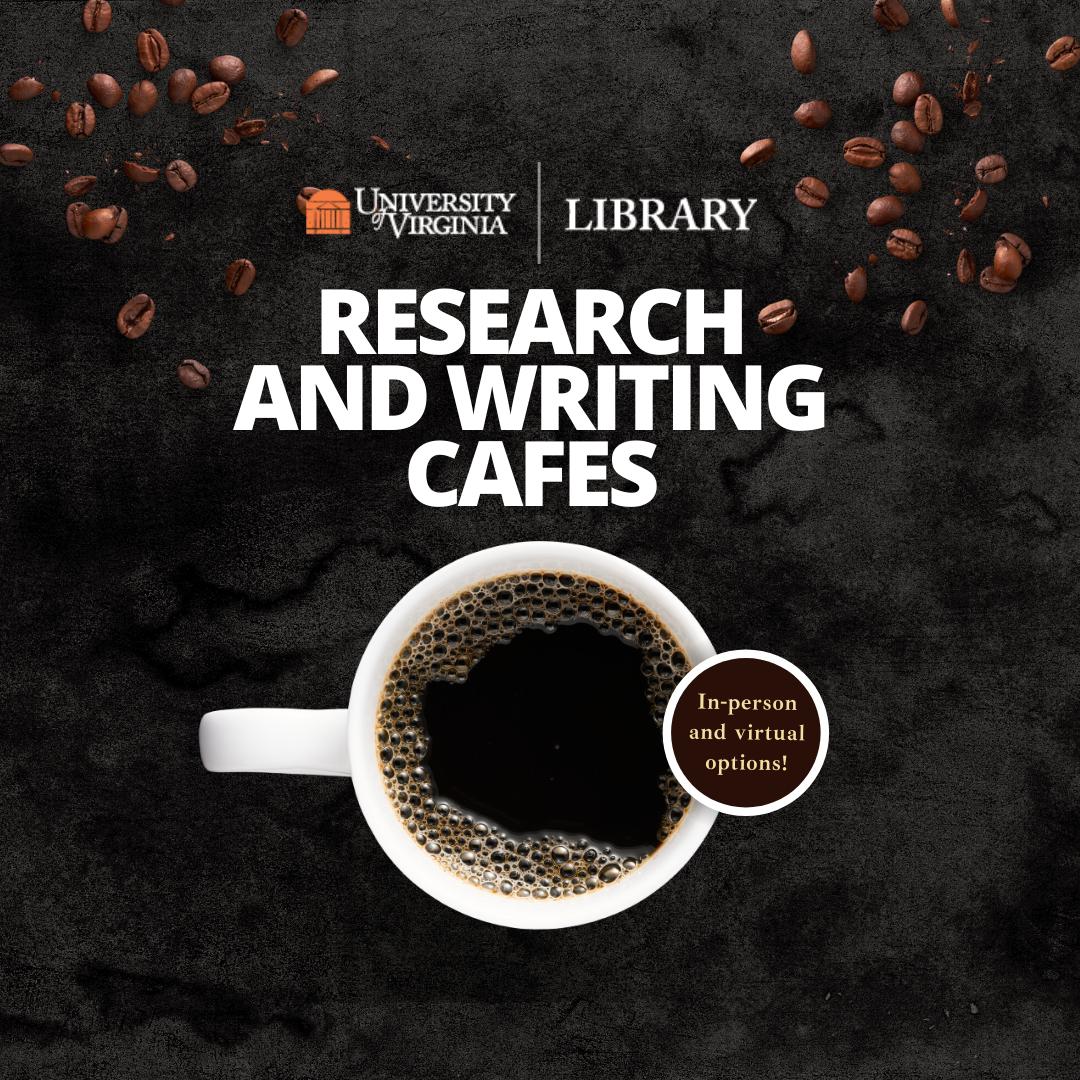 Virtual Research & Writing Café