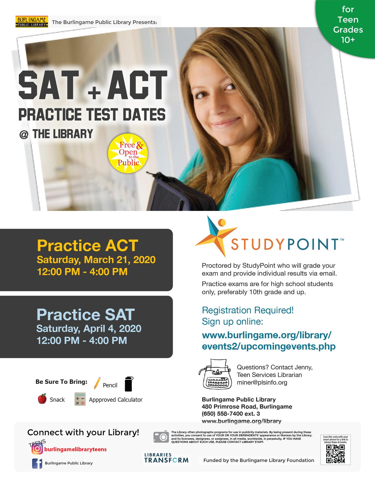 Practice ACT Exam