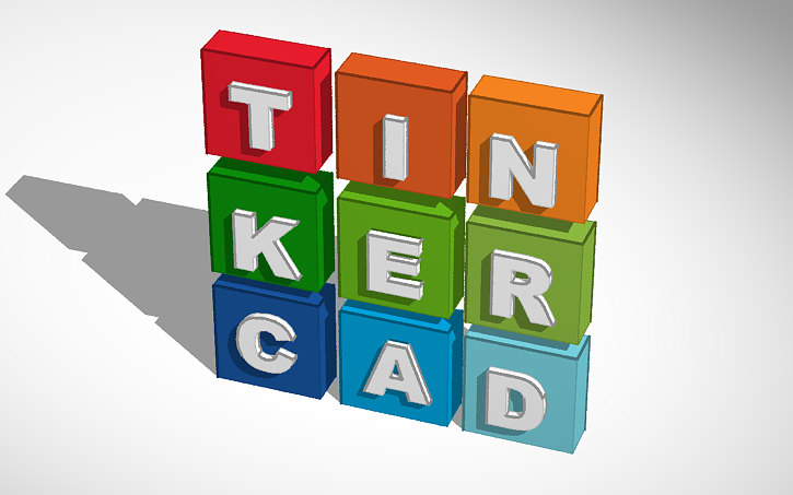 Intro to 3D Design with Tinkercad