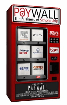 Paywall: The business of scholarship (Sydney documentary screening)