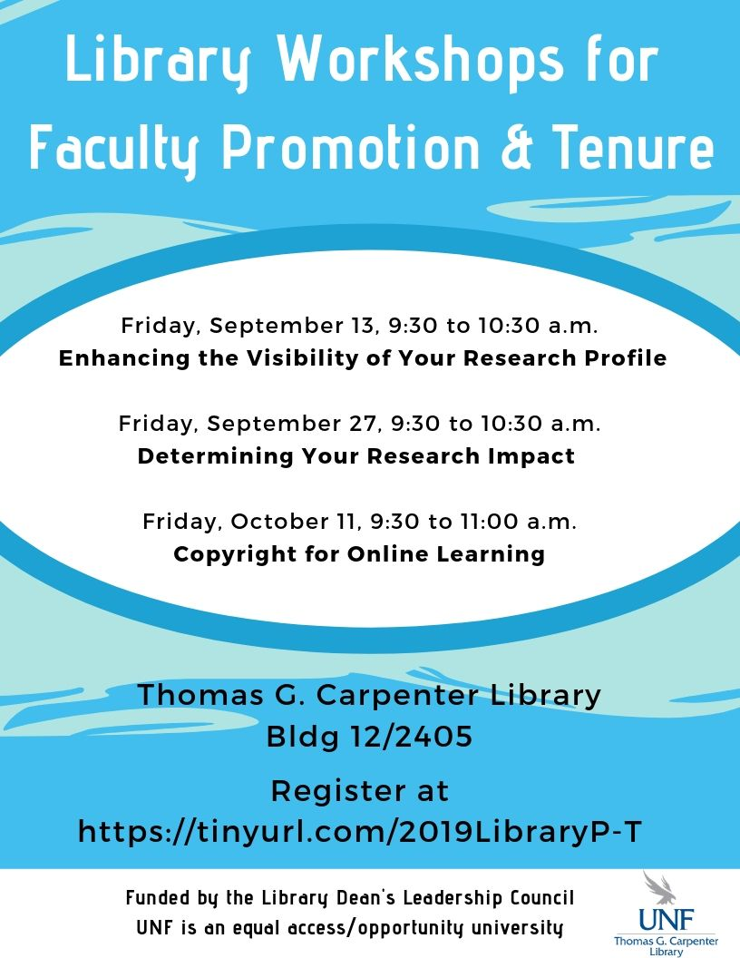 Enhancing the Visibility of Your Research Profile