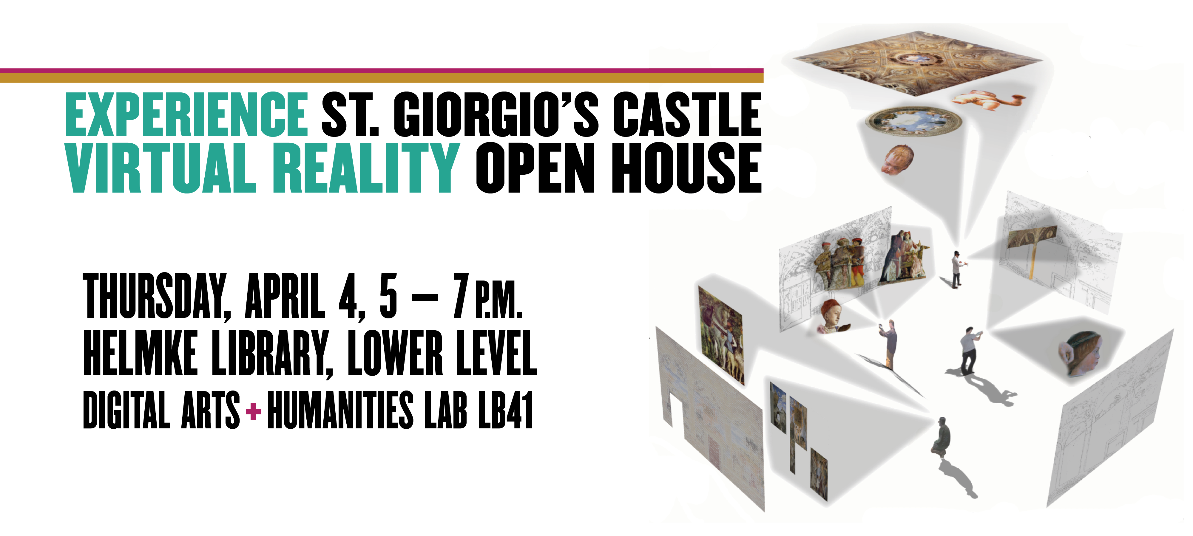 Experience St. Giorgio's Castle: Virtual Reality Open House