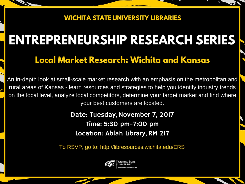 Local Market Research: Wichita and Kansas