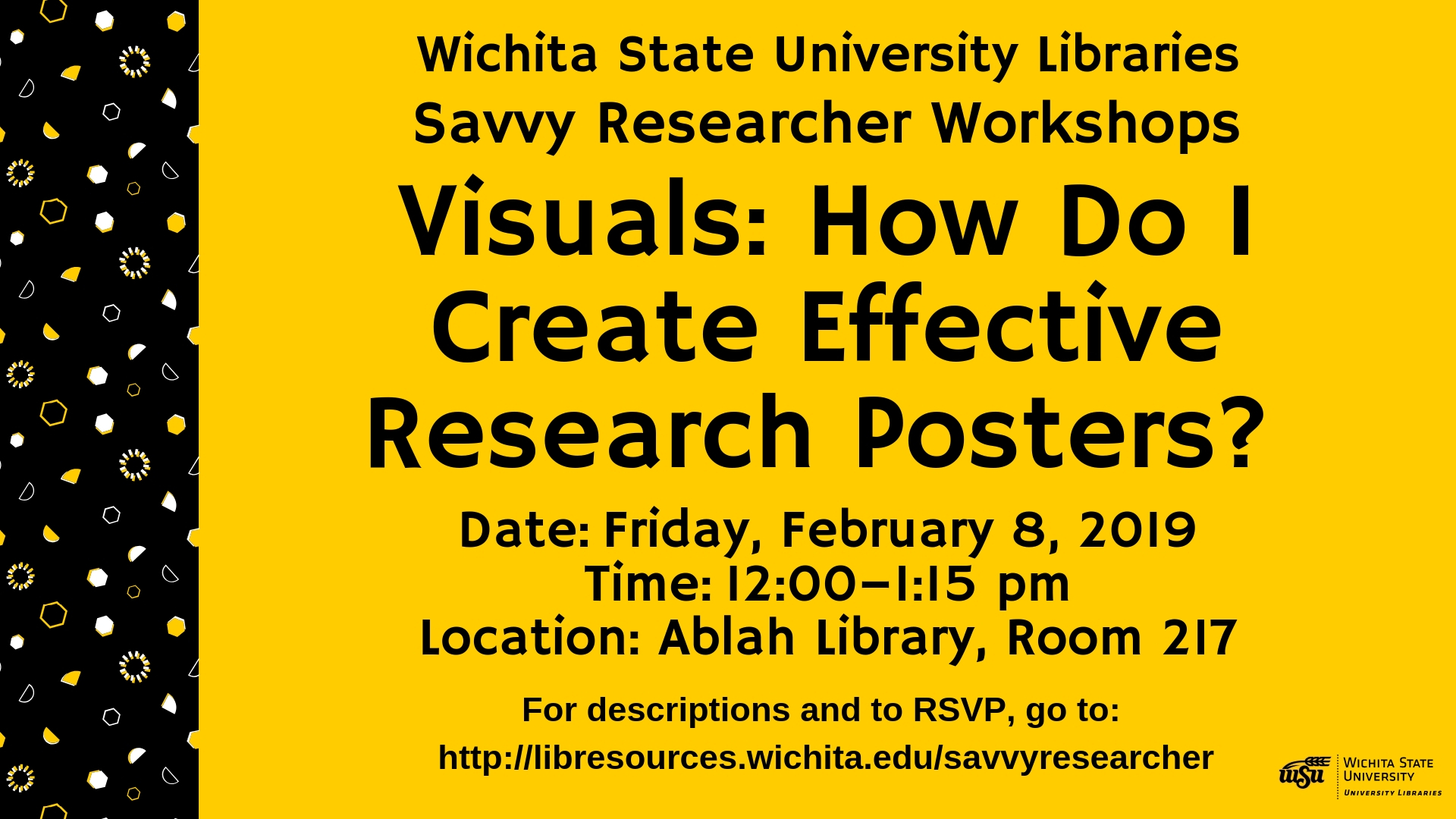 Visuals: How Do I Create Effective Research Posters?