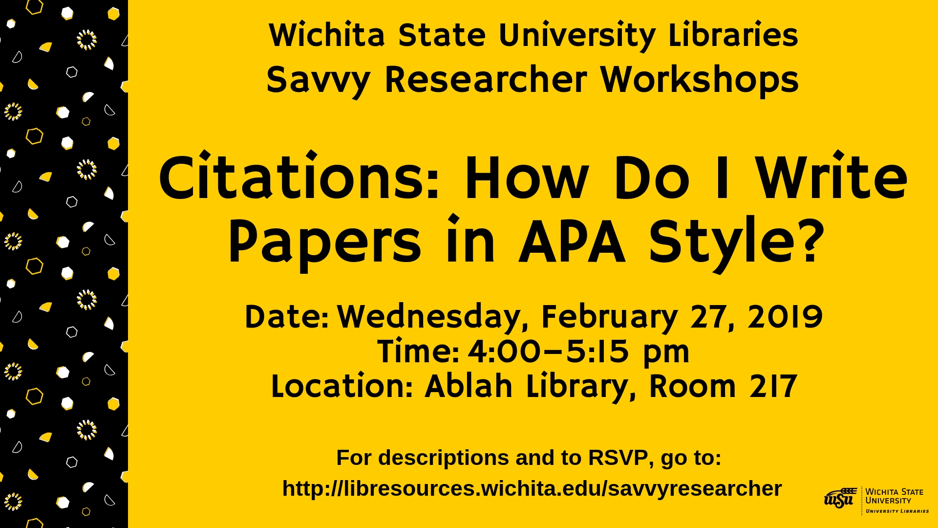 Citations: How Do I Write Papers in APA Style?