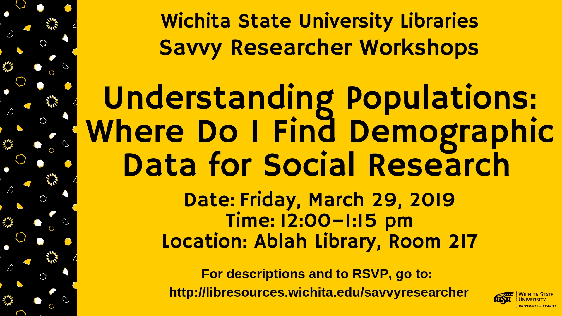 Understanding Populations: Where Do I Find Demographic Data for Social Research