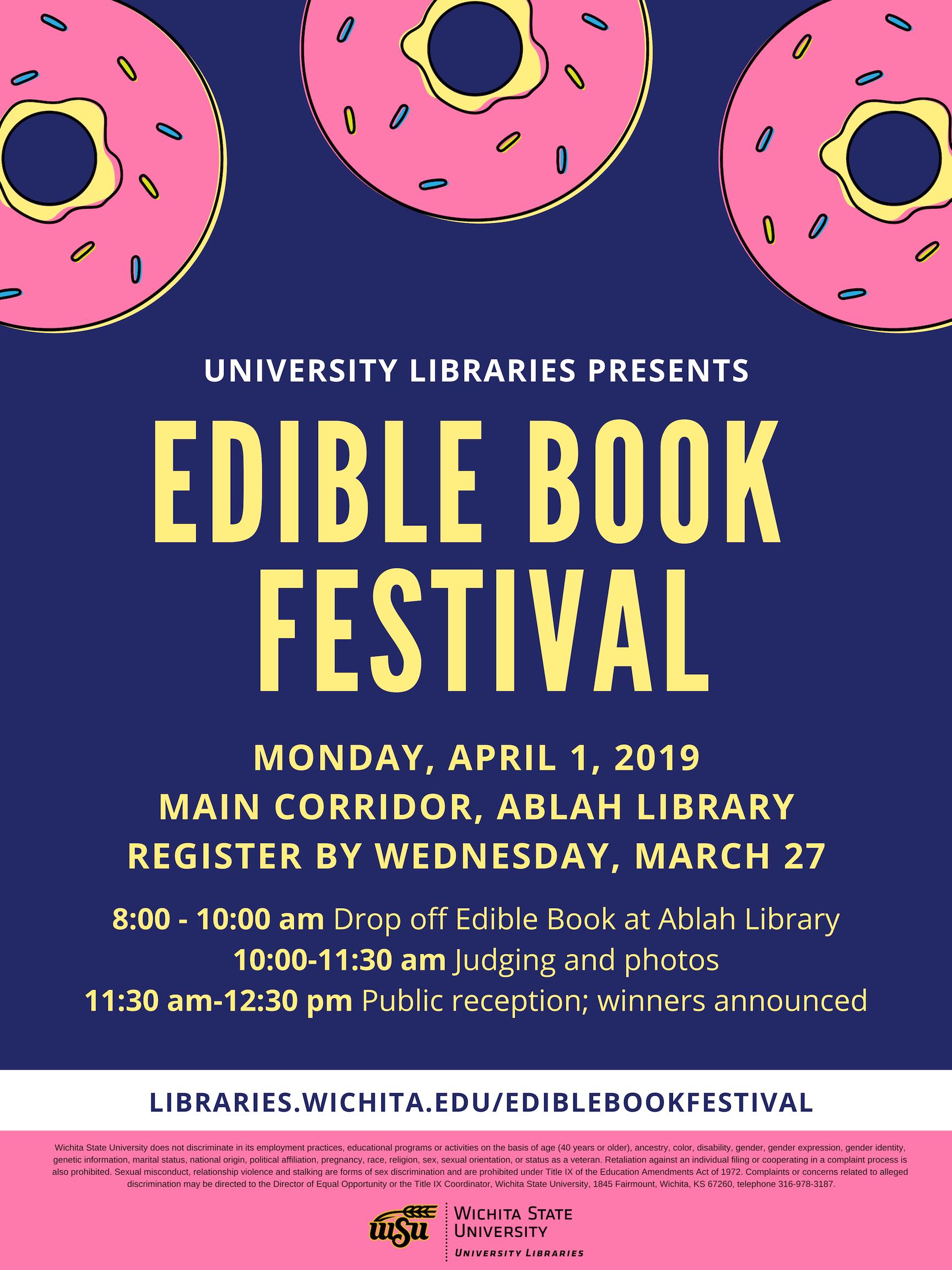 Edible Book Festival