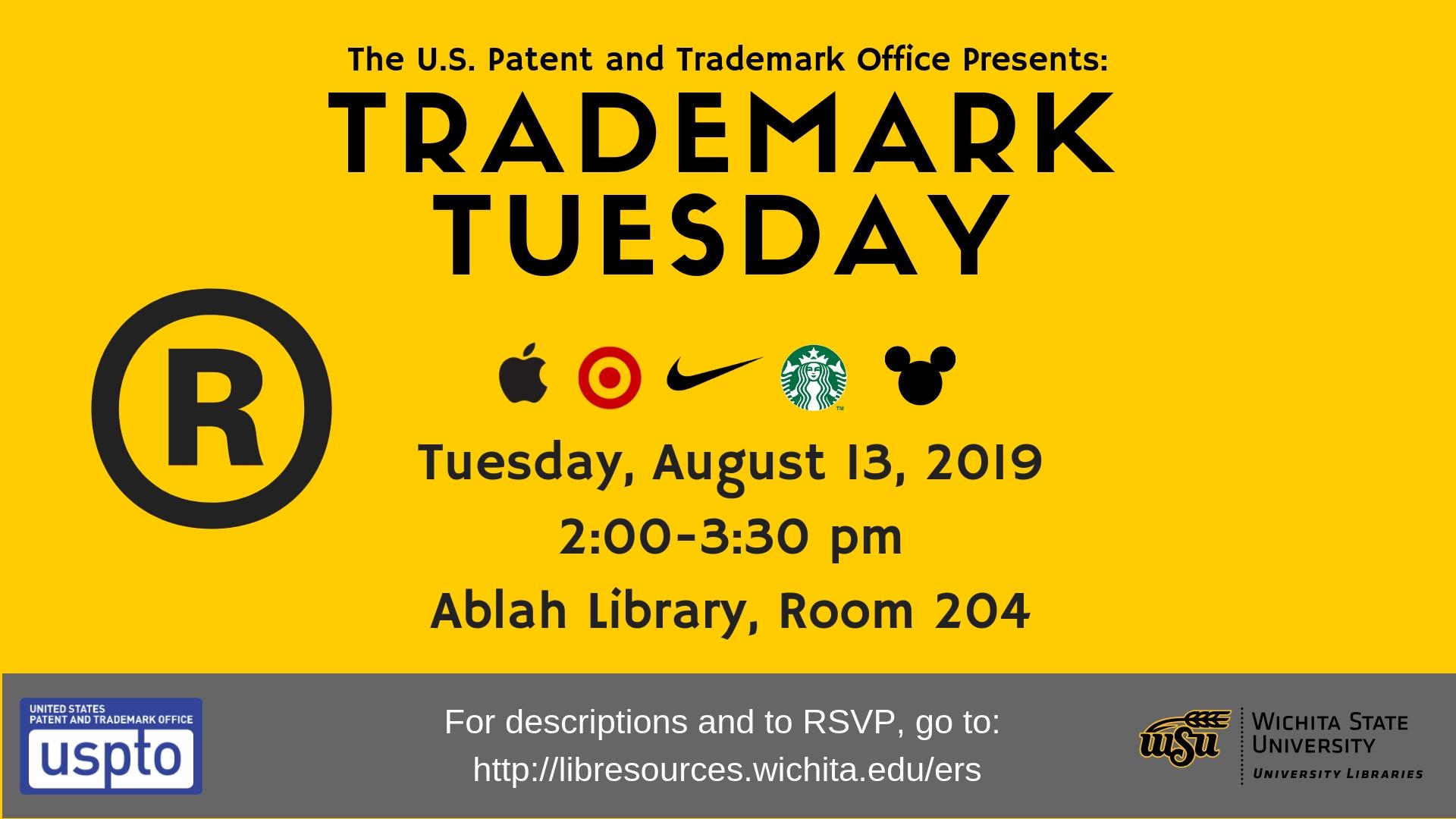 Trademark Tuesday