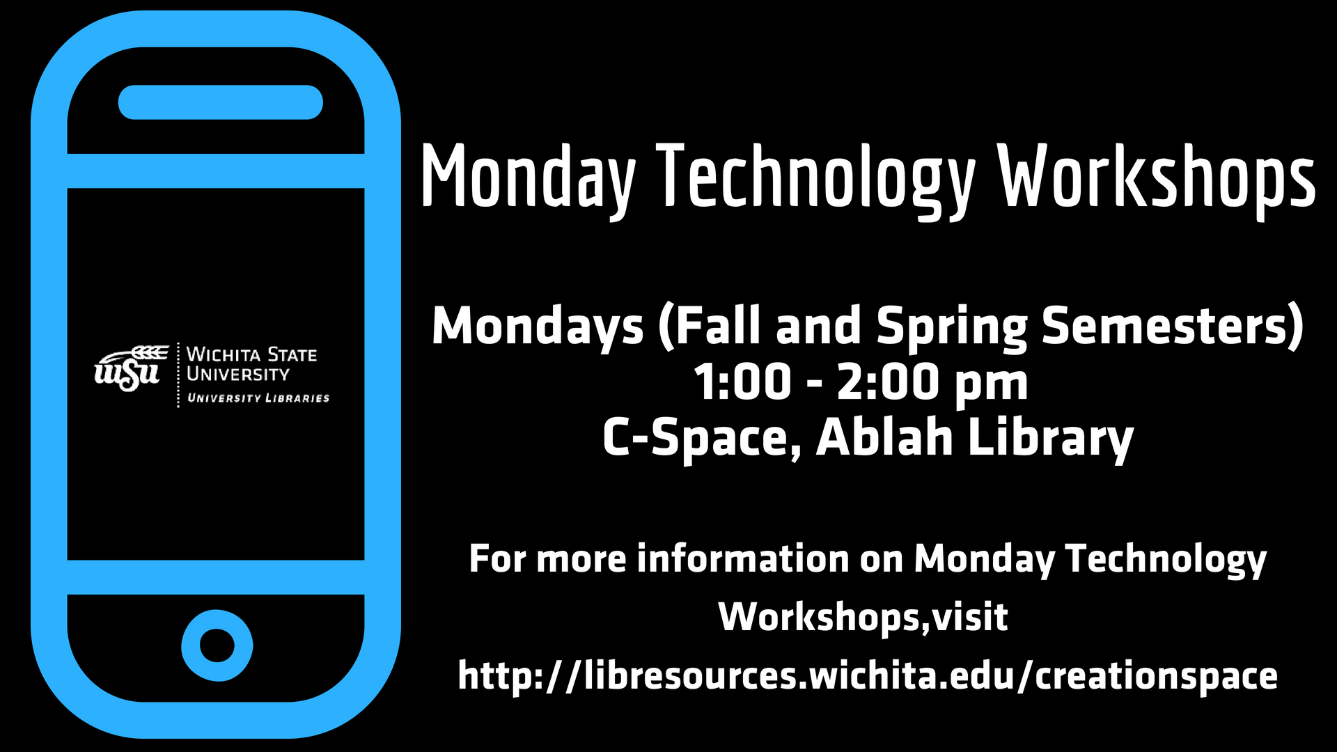 Monday Technology Workshops - Amazon Web Services