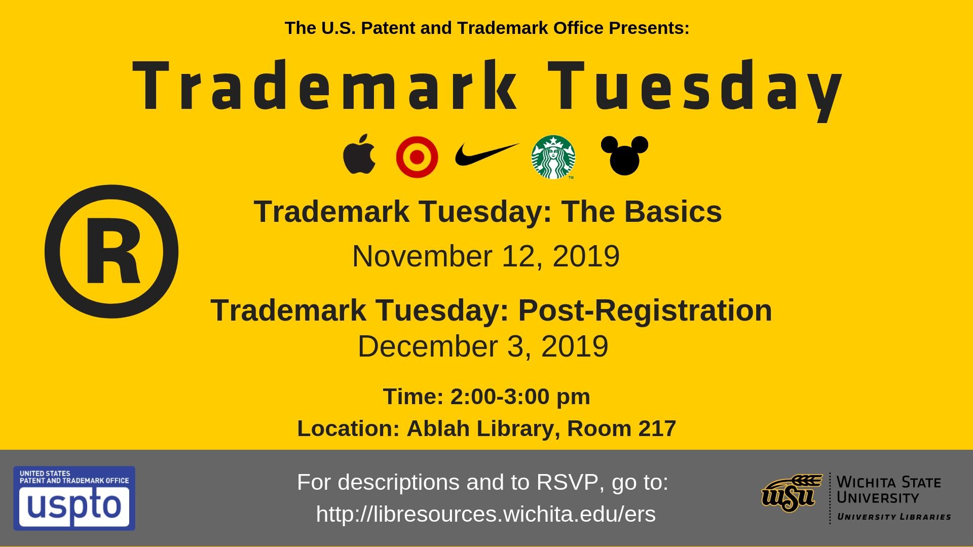 Trademark Tuesday: The Basics