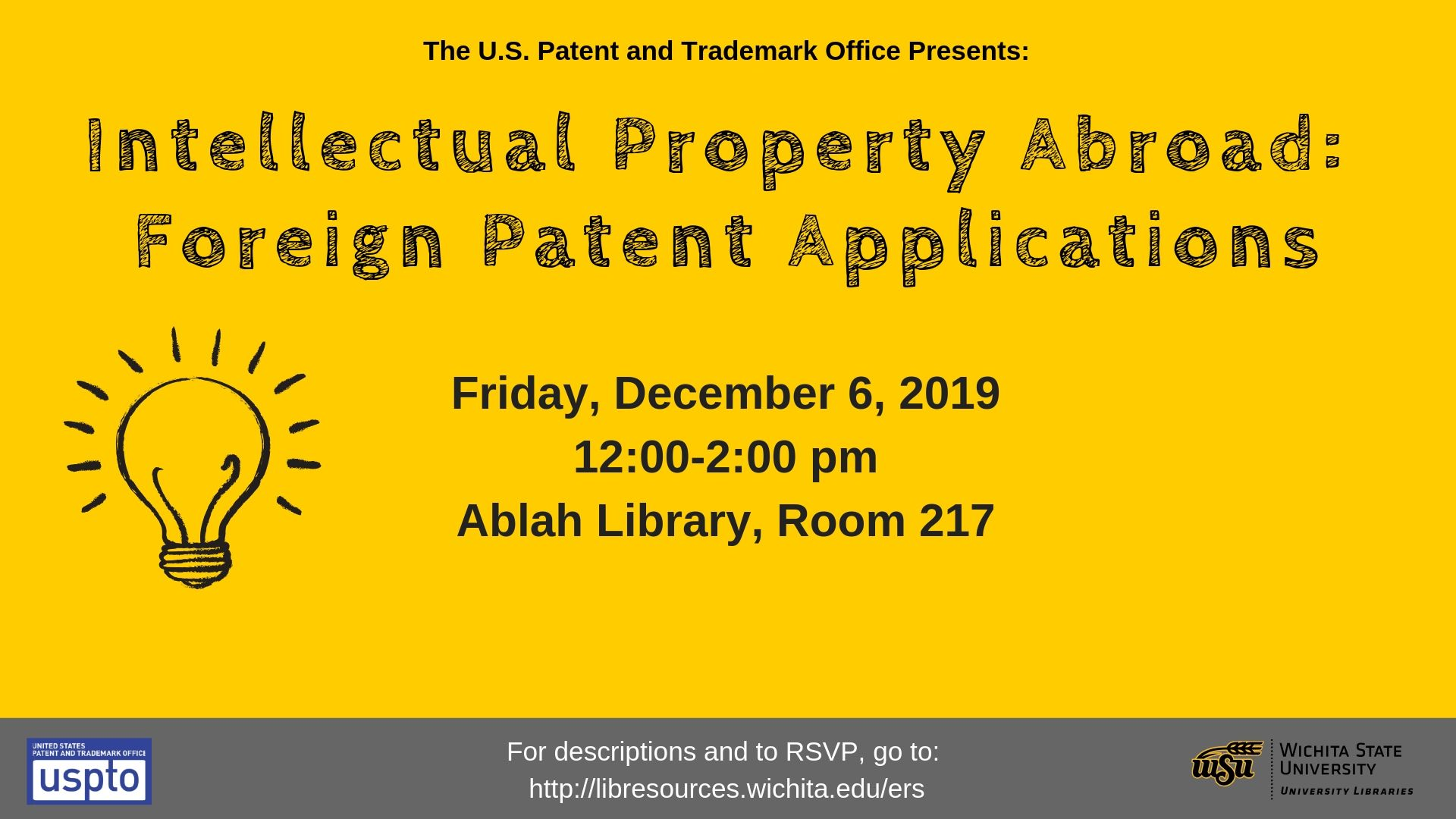 Intellectual Property Abroad: Foreign Patent Applications