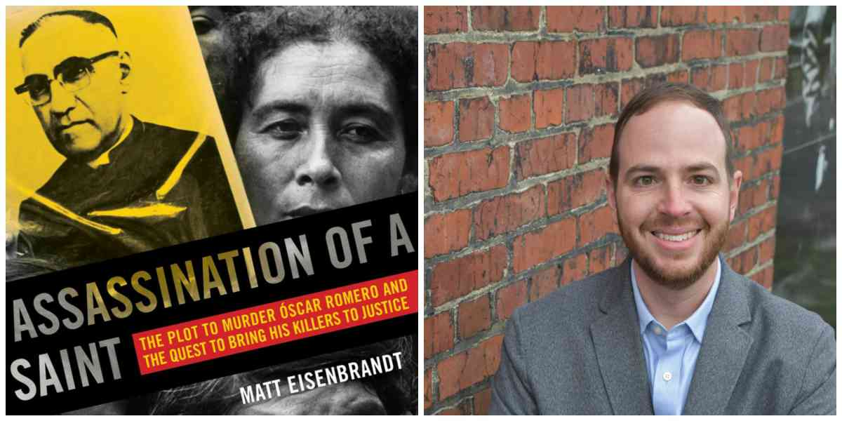 Juan E. Méndez Human Rights Book Award: Matt Eisenbrandt, 'Assassination of a Saint'