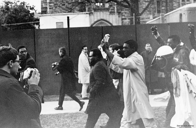 "Exhibit Opening for ""Black Students Matter: Taking Over Allen in '69"""