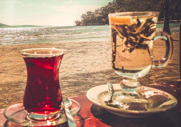CANCELED - Spring Tea Break - CANCELED
