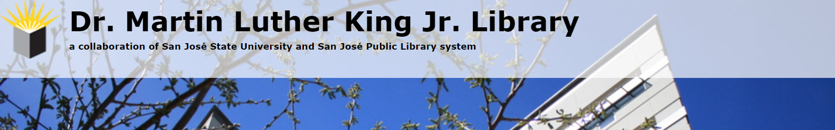 Dr. Martin Luther King Jr. Library  Library Bookings
