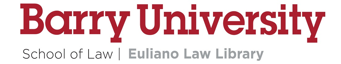 Barry University College of Law LibCal