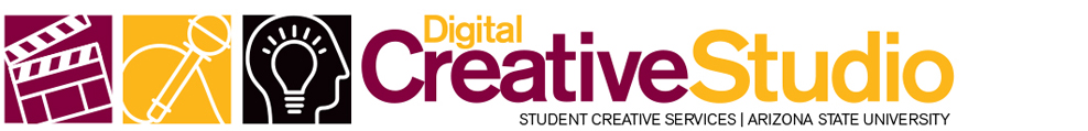 Arizona State University - Student Creative Services Digital Creative Studio