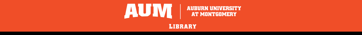 Auburn University at Montgomery LibCal