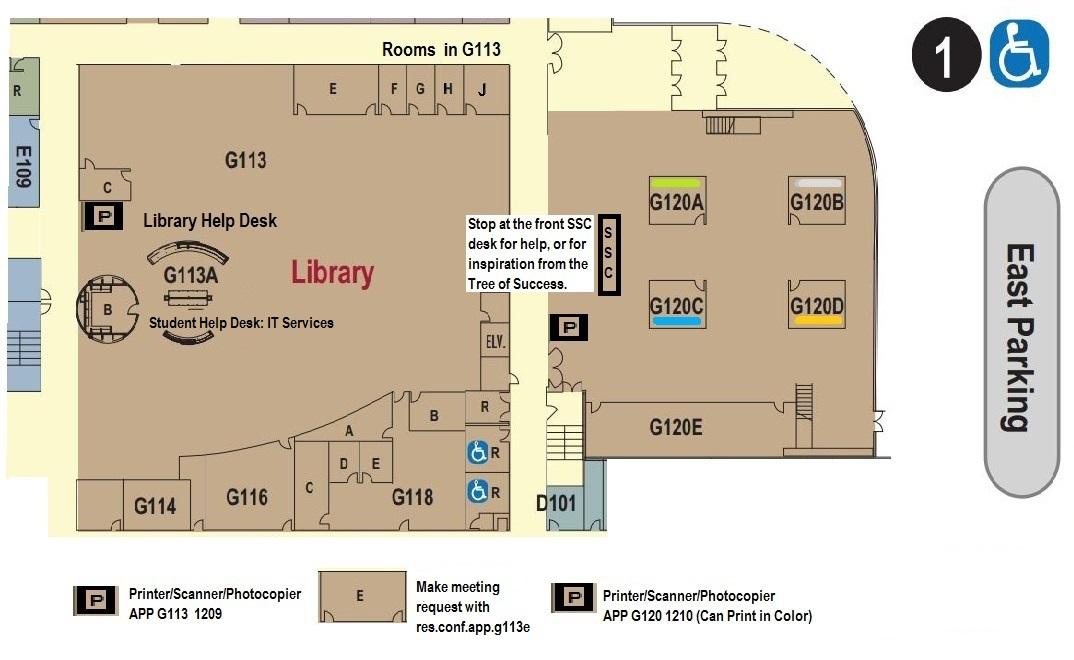 room map figure