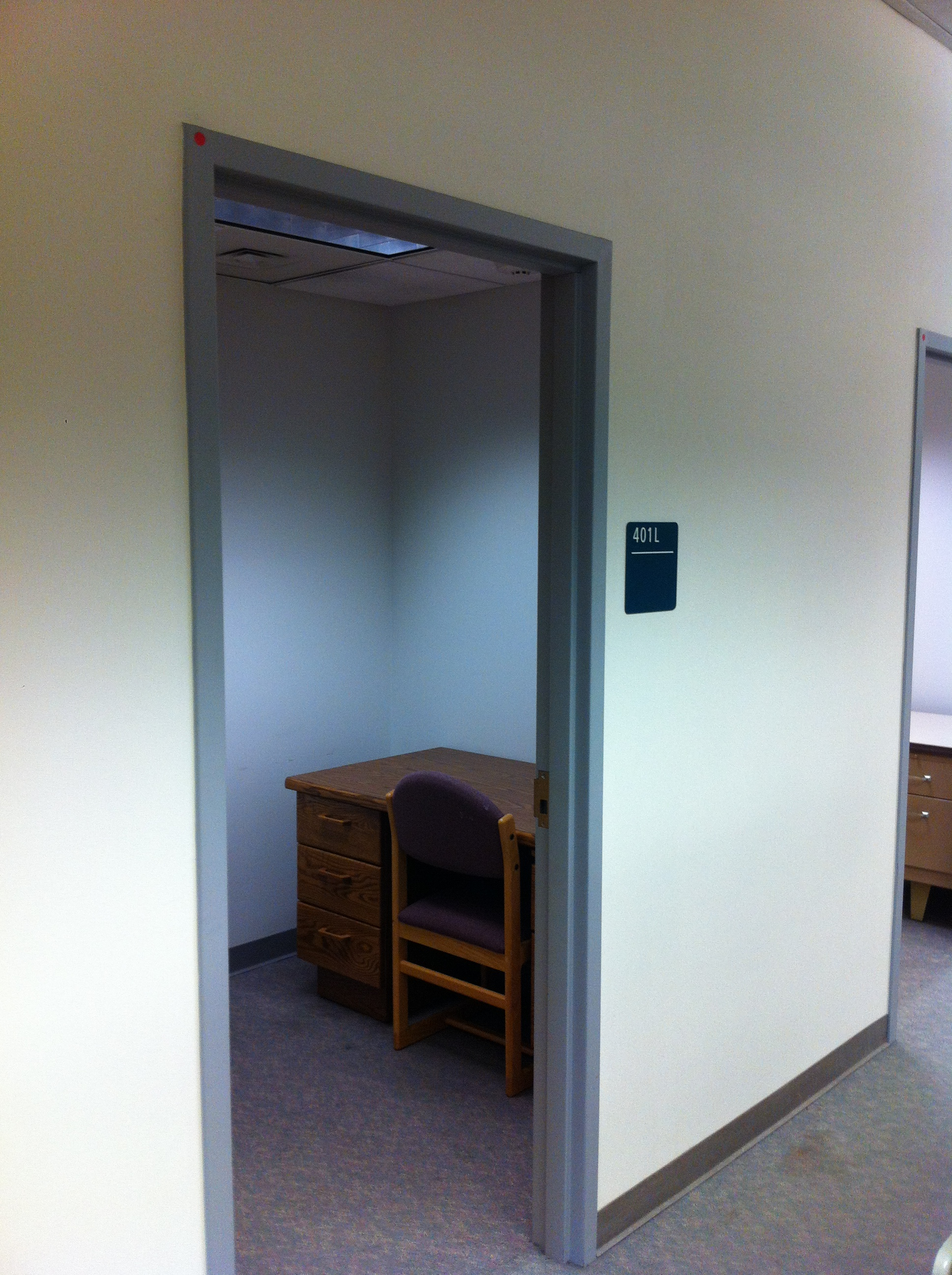 Library Private Study Room